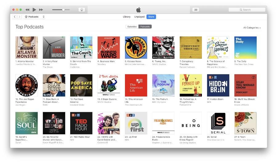 submit podcast to itunes