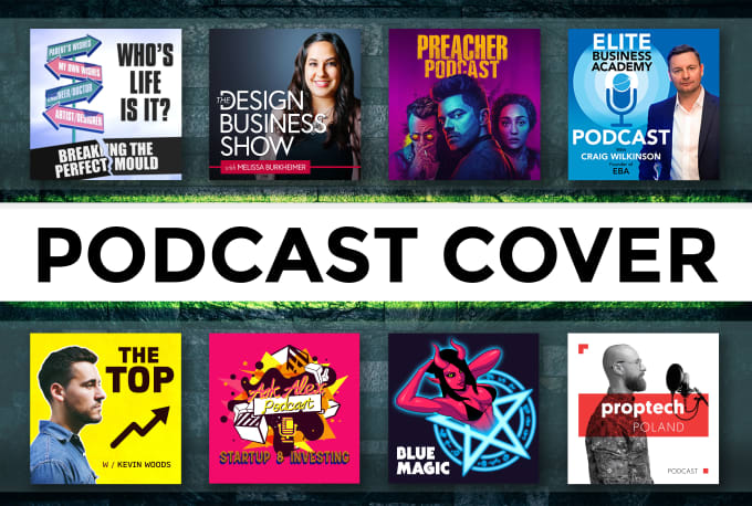 5 Amazing Tools Designing A Professional Podcast Cover Art