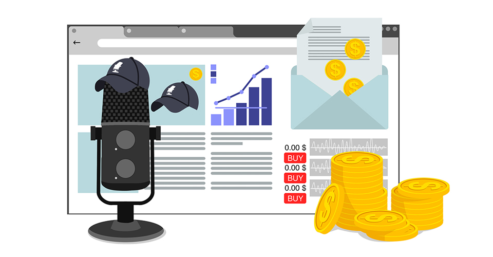 Ways To Monetize Your Podcast - PodcastGang