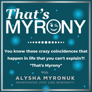 """That's Myrony"" (My + Irony)"