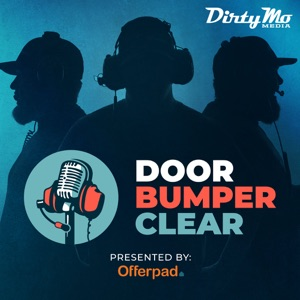 Door Bumper Clear - Dirty Mo Media