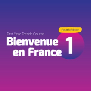Folens Bienvenue en France Book 1