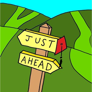 Just Ahead Podcast