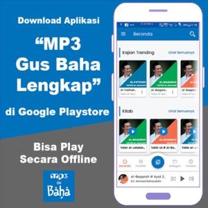 MP3 Gus Baha Lengkap