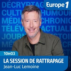 Nicolas Canteloup - la revue de presque sur Europe 1