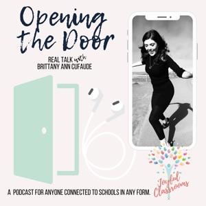 Opening the Door with Joyful Classrooms