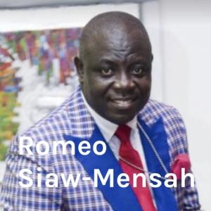 Romeo Siaw-Mensah Podcast