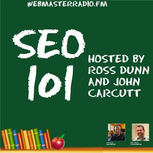 SEO 101 on WebmasterRadio.fm