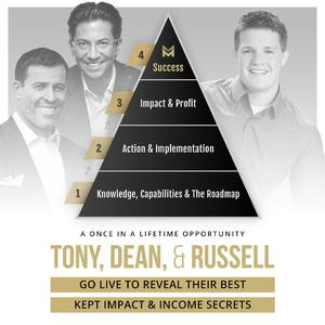 Tony, Dean and Russell Mastermind Show