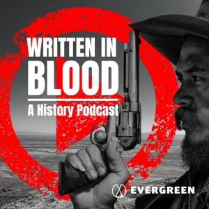 Written In Blood History